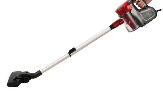 Beldray 600 W Quick Vac Lite, Red Thumbnail 1