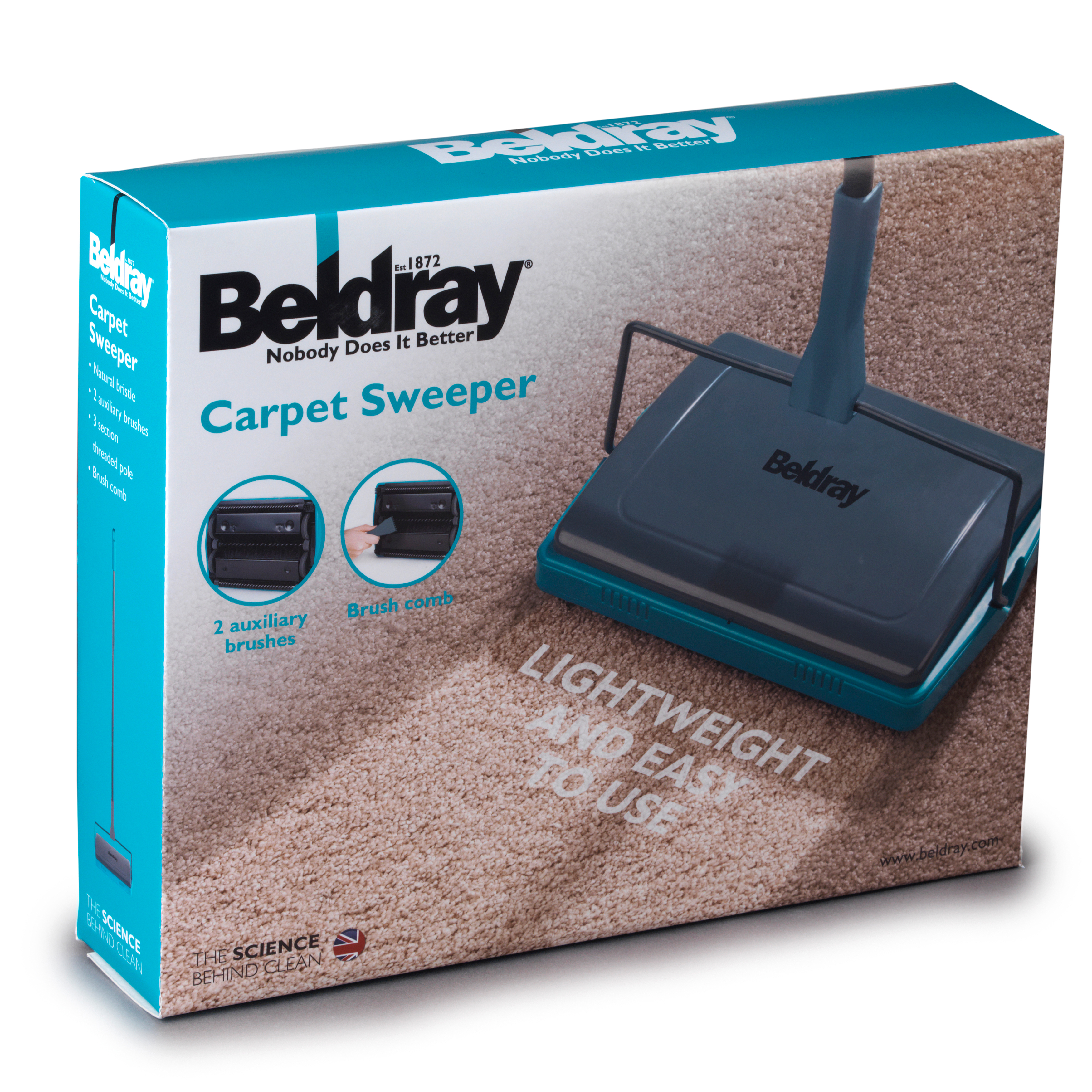 beldray turquoise carpet sweeper - Carpet Sweeper
