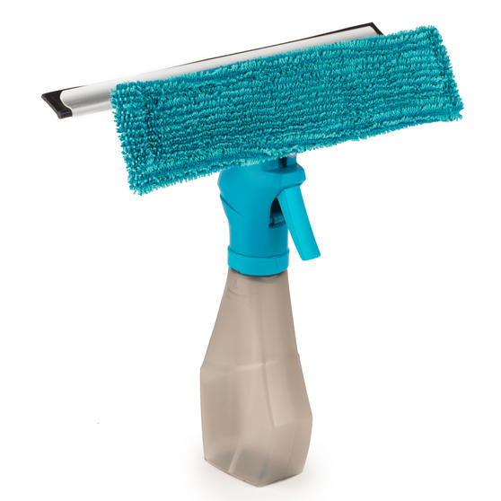 Beldray Turquoise Spray Window Cleaner