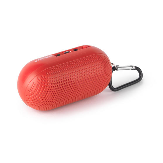 Intempo EE1302RED Red Mini Capsule Speaker
