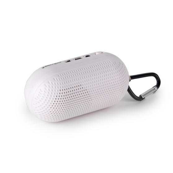 Intempo EE1302WHT White Mini Capsule Speaker
