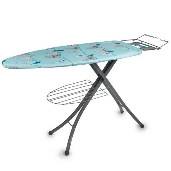 Beldray LA024435 Home Bird Print Ironing Board 126 x 45 cm Thumbnail 1