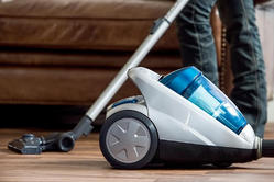 Hoover SX70_HU03 A Rated Hurricane Power Bagless Cylinder Vacuum Cleaner Thumbnail 3