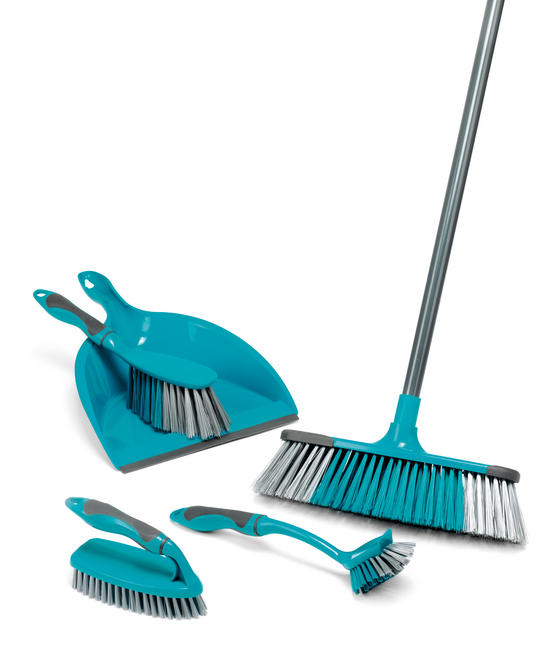 Beldray Turquoise 5 Piece Cleaning Set