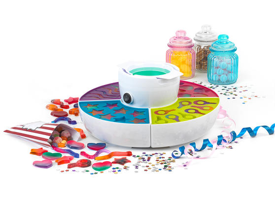 Giles & Posner EK2190 Jelly Sweet Gummy Treat Maker
