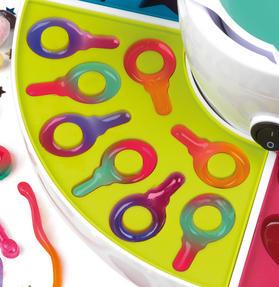 Giles & Posner EK2190 Jelly Sweet Gummy Treat Maker Thumbnail 4