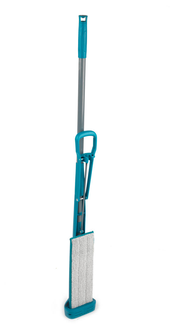 Beldray LA035196 Turquoise Self Wringing Squeegee Mop