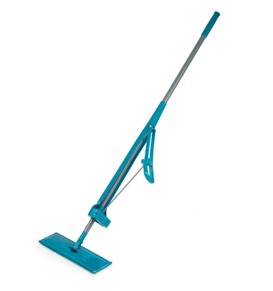 Beldray LA035196 Turquoise Self Wringing Squeegee Mop Thumbnail 2