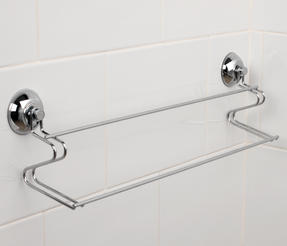 Beldray LA036193 Suction Towel Bar