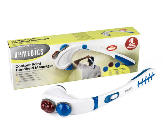 Homedics HHP-150T-EU Contour Point Handheld Massager