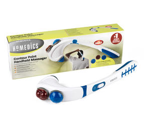 Homedics HHP-150T-EU Contour Point Handheld Massager Thumbnail 1