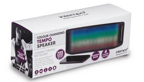 Intempo Large Colour Changing Tempo Speaker Thumbnail 3