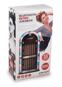 Intempo Brown Bluetooth Jukebox Thumbnail 4