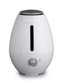 Bionaire BU1400-060 Compact White Humidifier with Night Light