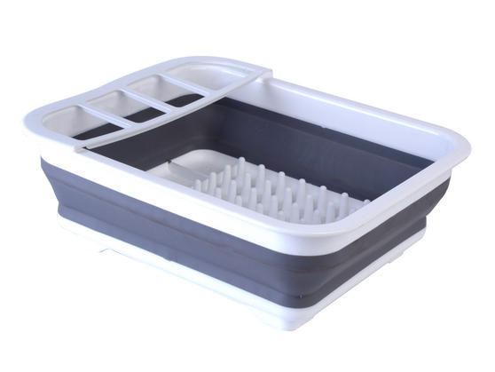Beldray Grey Collapsible Dish Draining Board Thumbnail 2