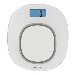 Salter 9076WHSV3R Curve Electronic Bathroom Scale