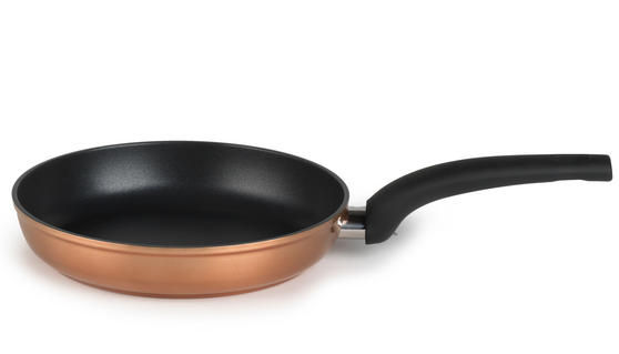 Salter Copper Effect 24 cm Frying Pan