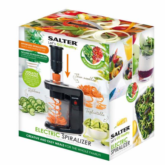 Salter Ek2326 3 In 1 Top Loading Electric Fruit And