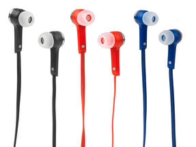 Intempo Flat Cable Earphones Thumbnail 1