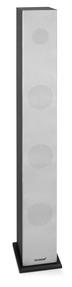 Intempo EE1002GB Black and Grey Bluetooth Tower Speaker