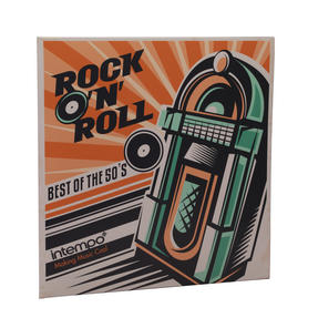 Intempo EE1500 Rock & Roll 50s Collection LP Vinyl Record