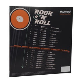 Intempo EE1500 Rock & Roll 50s Collection LP Vinyl Record Thumbnail 2