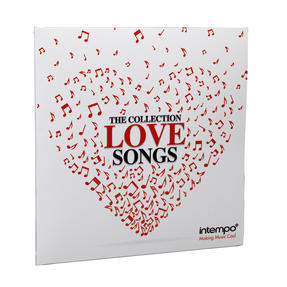 Intempo Love Songs Collection LP Vinyl Record