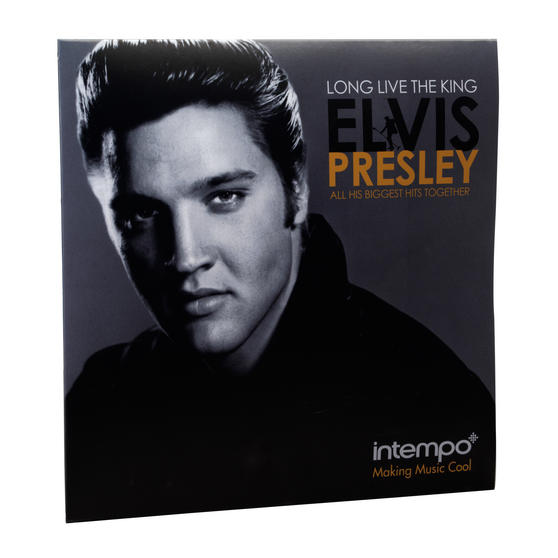 Intempo Elvis Presley Collection LP Vinyl Record