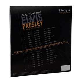 Intempo Elvis Presley Collection LP Vinyl Record Thumbnail 2