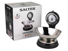 Salter 130 BKDR Vintage Sweet Shop Mechanical Scale Thumbnail 2