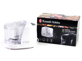 Russell Hobbs 18531 White Food Collection Mini Chopper Thumbnail 1