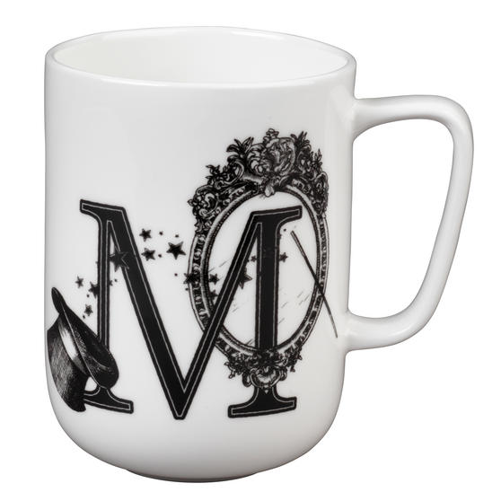 Portobello CM04998 Devon Magic Mirror Bone China Mug