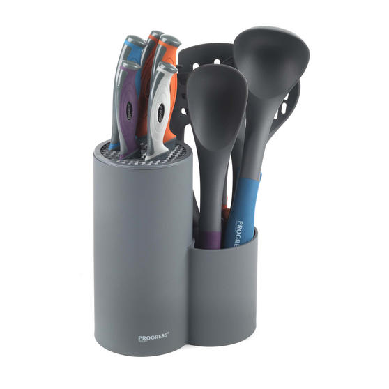 Progress BW05089 11 Piece Knife and Utensil Set