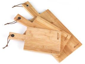 Progress BW05082 3 Pack Paddle Chopping Board Set Thumbnail 1