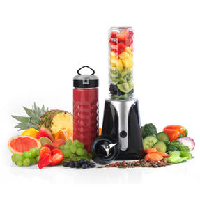 Salter EK2312 Black and Silver 350W Blender to Go