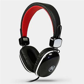 Nusound NUHD-009BK Soft-padded Headphones