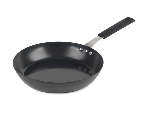 Salter BW0546 Black Kitchen Pan For Life 24 cm Frying Pan