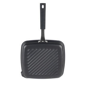 Salter Black Pan for Life 26 cm Griddle Pan Thumbnail 3