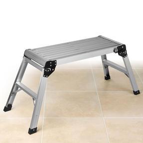 Beldray LAA033499 Aluminium Work Platform 76 x 30 x 50 cm