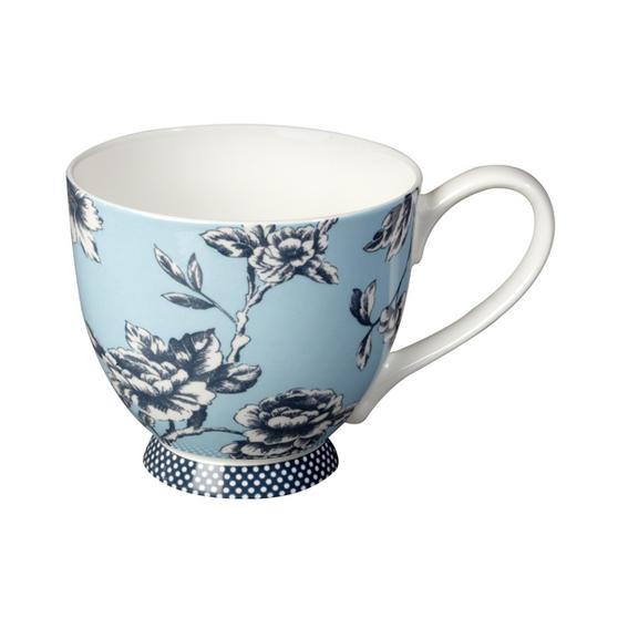 Portobello CM02328 Sandringham Regency Bone China Mug