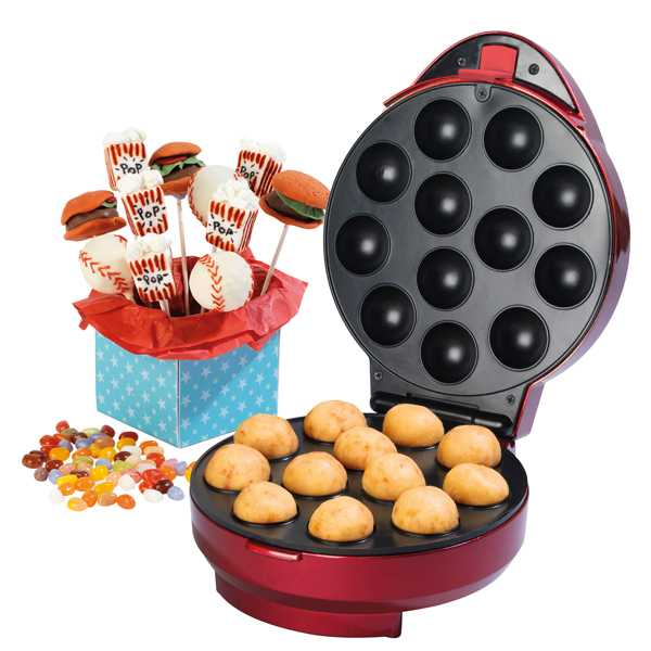 american originals cake pop maker bundle american originals no1brands4you. Black Bedroom Furniture Sets. Home Design Ideas