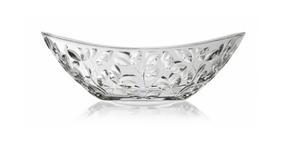 RCR 25592020006 Crystal Laurus 34cm Oval Centrepiece Bowl Thumbnail 1