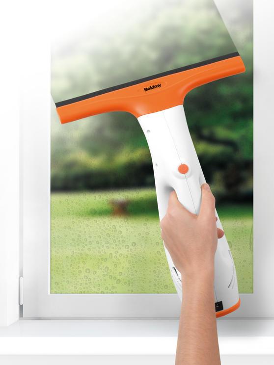 Beldray BEL0467V2 Rechargeable Window Vacuum Cleaner