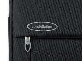 "Constellation Superlite Suitcase, 28"", Black/Grey Thumbnail 3"