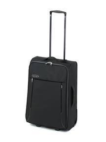 "Constellation Superlite Suitcase, 24"", Black/Grey"