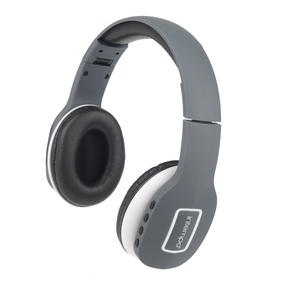 Intempo EE1178GW Grey and White Melody Folding Bluetooth Headphones
