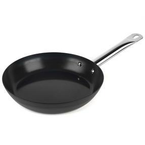 Russell Hobbs BW05466BS Infinity Preseasoned Carbon Steel Frying Pan, 24 cm, Black Thumbnail 1