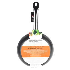 Russell Hobbs BW05466BS Infinity Preseasoned Carbon Steel Frying Pan, 24 cm, Black Thumbnail 8
