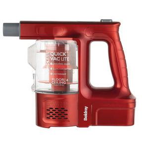 Beldray BEL0581RV2 Cordless Quick Vac Lite, 22.2 V, Red Thumbnail 2