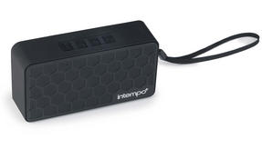 Intempo Checkered Mini Bluetooth Speaker Thumbnail 1